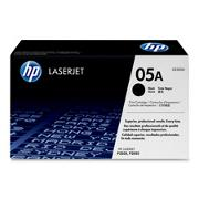 HP LaserJet 05A Black Toner Cartridge (CE505A)