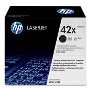 HP LaserJet 42X Black HY Toner Cartridge (Q5942X)
