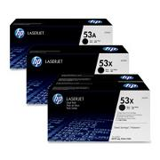 HP LaserJet 53A Black Toner Cartridge (Q7553A)