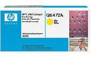 HP Color LaserJet 3600 Yellow Toner Cartridge (Q6472A)